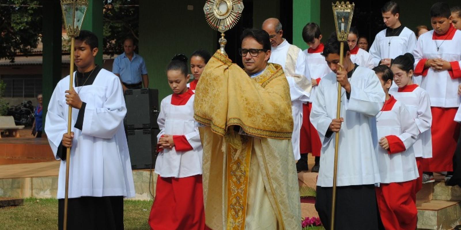 Corpus Christi: confira todas as fotos da celebração.