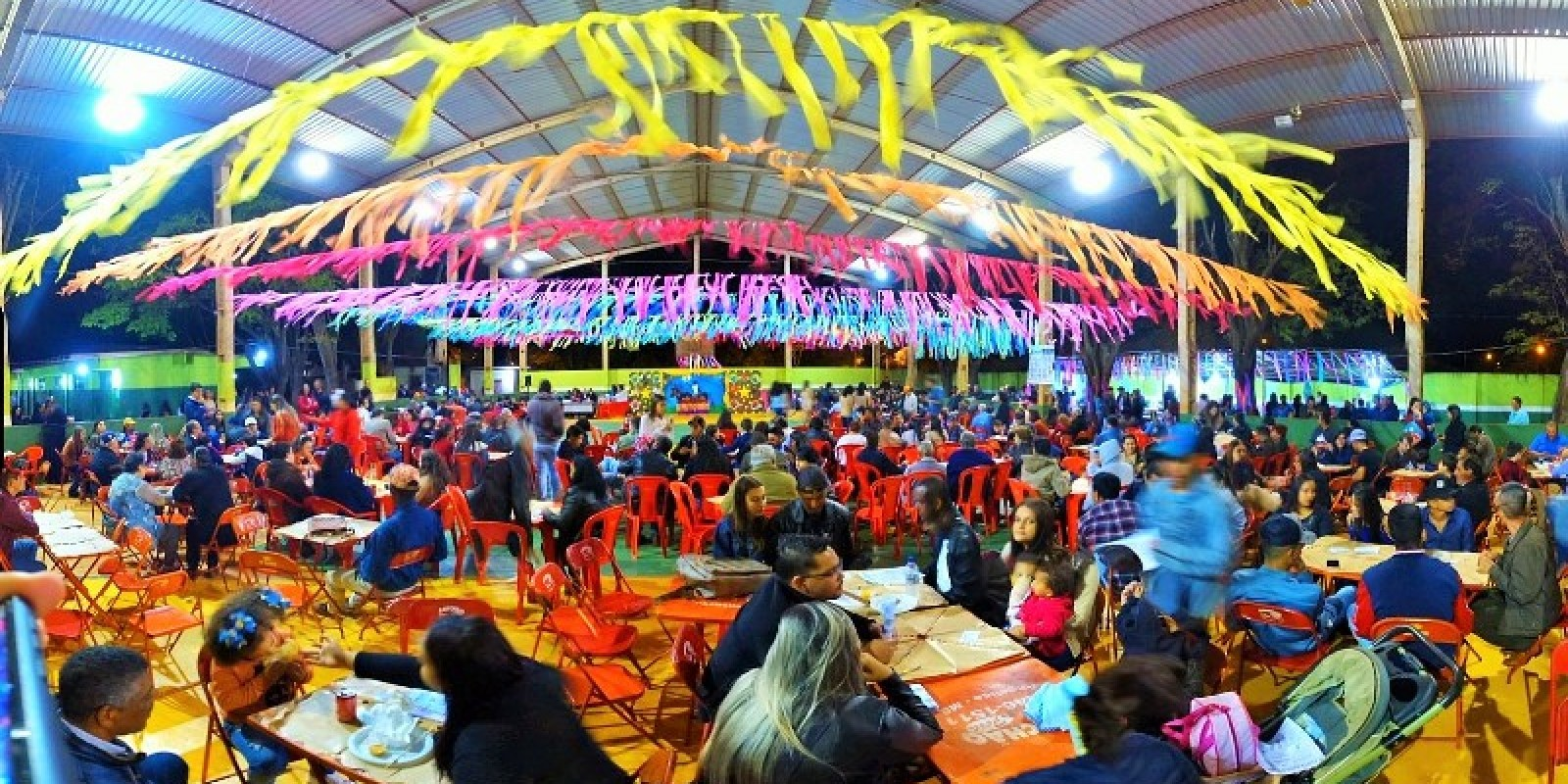 Confira todas as fotos da 36° Festa Folclórica da Escola José Fragelli